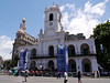 OAT Patagonia trip, Dec 2013. Buenos Aires old Colonial Town Hall.