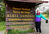 OAT Patagonia trip, Dec 2013.<br /> Ushuaia. Terra del Fuego National Park. The end of Route #3.