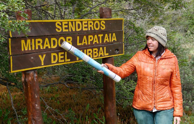 OAT Patagonia trip, Dec 2013.<br /> Ushuaia, Terra del Fuego National Park.