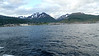 OAT Patagonia trip, Dec 2013.<br /> This portion of the tour took place on the Via Australis boat. View from inside my cabin as we depart Ushuaia.