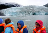 OAT Patagonia trip, Dec 2013.<br /> This portion of the tour took place on the Via Australis boat.<br /> Pia Glacier. Laj, Wentung.
