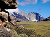 OAT Patagonia trip, Dec 2013.<br /> Torres Del Paine National Park, Chile.