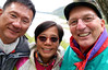 OAT Patagonia trip, Dec 2013.<br /> Ushuaia. Terra del Fuego National Park. Some of the Asian tourists I met along the way.