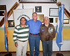 OAT Patagonia trip, Dec 2013.<br /> Ushuaia.  We get to meet with 2 Maldives (Falklands) war vets.