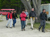 Off on another guided tour. We were very bad toward our guide.