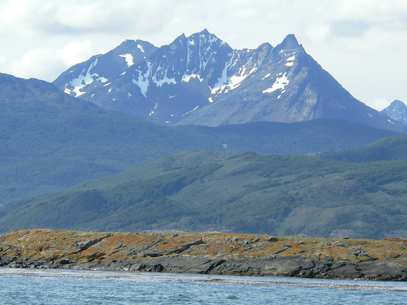 in the Beagle Channel