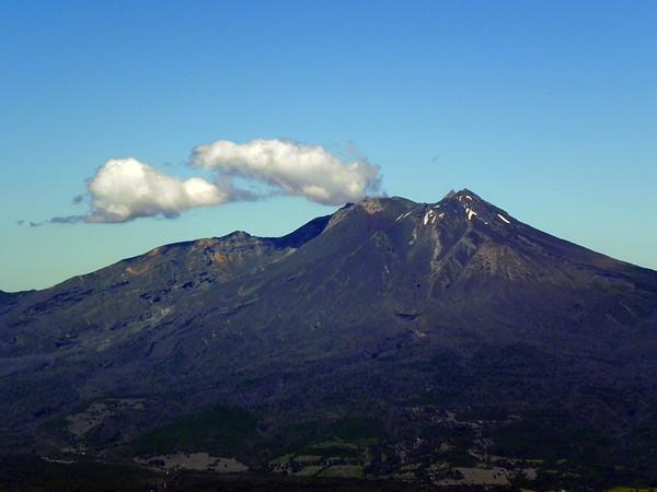 Vincente Rosales NP & Mt. Osorno