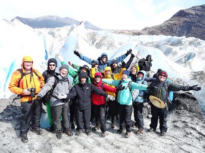 Patagonia Expedition 2013: Argentina - UNESCO Los Glaciares National Park Viedma & Perito Moreno Glaciers