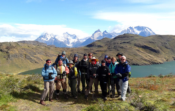 Patagonia Expedition 2013: Chile - UNESCO Paine National Park Estancias & Lake Hikes