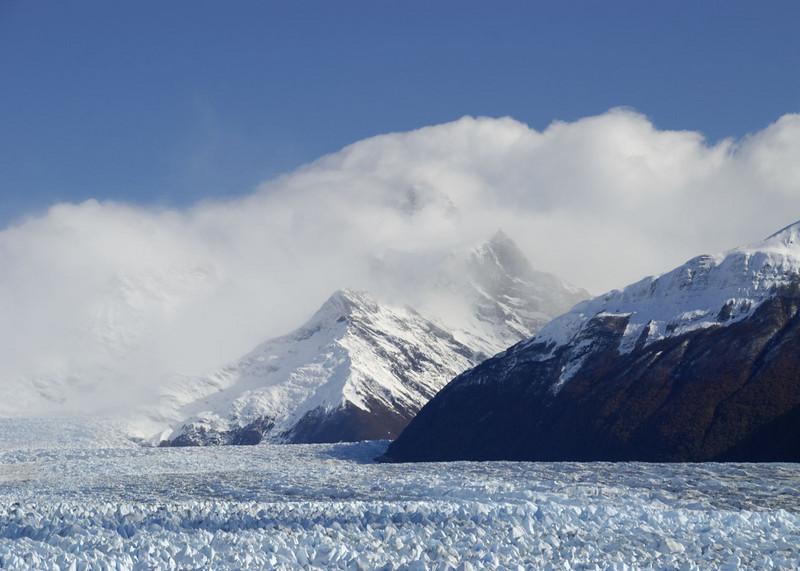 Glacier Moreno, Patagonia, Southern Argentina