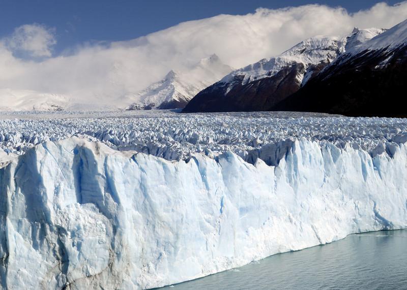Glacier Moreno, Patagonia