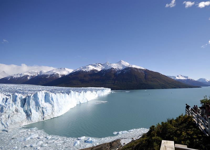 Glacier Moreno, Lago Argenino, Patagonia