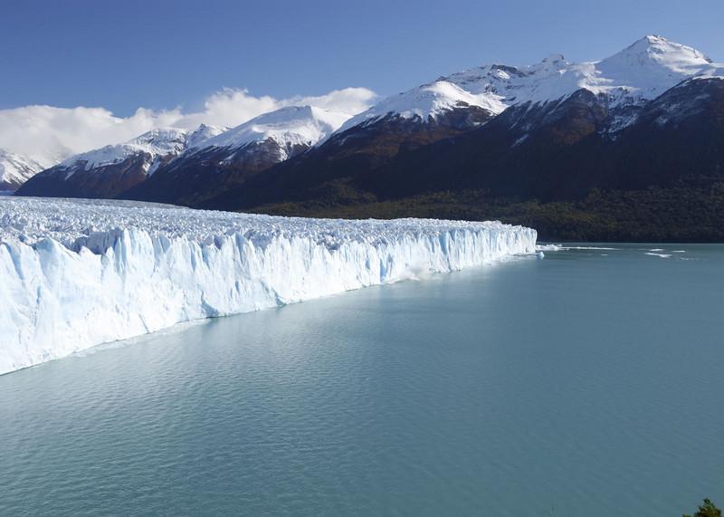 Glacier Moreno, Lago Argentino