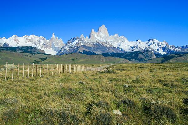 Mount Fitz Roy, Patagonia (Argentina)