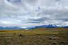 Argentinian Pampa near Lago Viedma