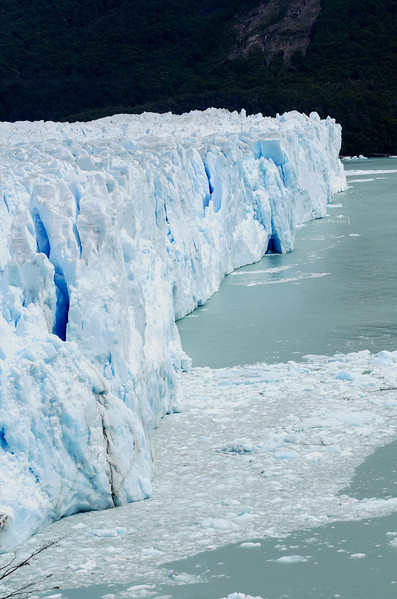 Face of the Perito Moreno Glacier