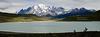 Amarga Lagoon at Torres del Paine National Park