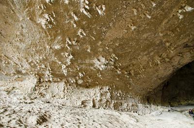 Milodon Cave near Puerto Natales, Chile