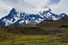 Horns of Paine in Torres del Paine National Park