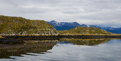 Beagle Channel near Ushuaia