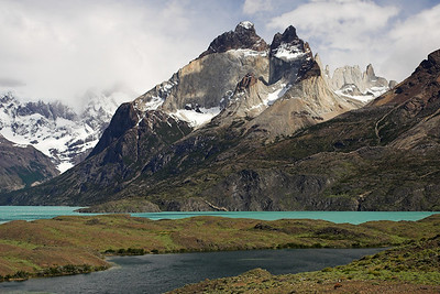 Cuernos seen from Mirador Nordenskjold
