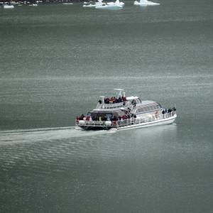 """Glacier Tour Boat """"Victoria Argentina"""""""