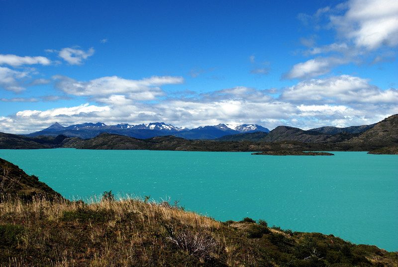 Lago Pehoe, Torres del Paine NP, Chile