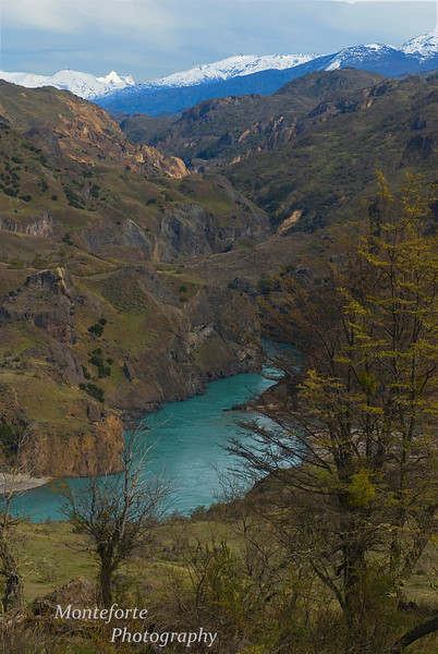 La Confluencia, Rio Baker and Rio Chacabuco