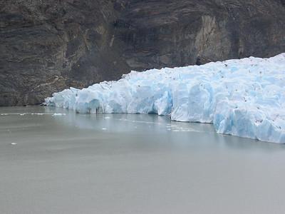 Glacier Grey, side view