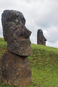 Moai Sentries
