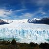 Wide angle: Perito Moreno Glacier