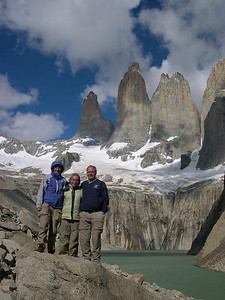 Torres Del Paine: Nat'l Park in southern Chile (Patagonia)