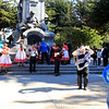 Celebration in the city of Punta Arenas.