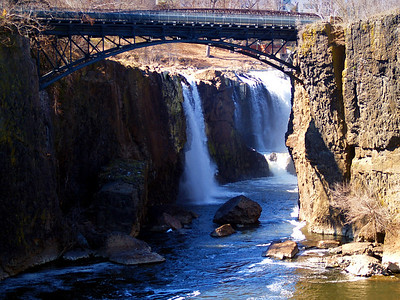 The Great Falls of Paterson, NJ