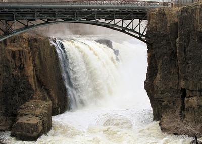 Passaic River Great Falls Paterson NJ