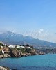 View from the Balcon de Europa in Nerja