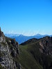 View of the Picos de Europa from the Fuente De cable cars.