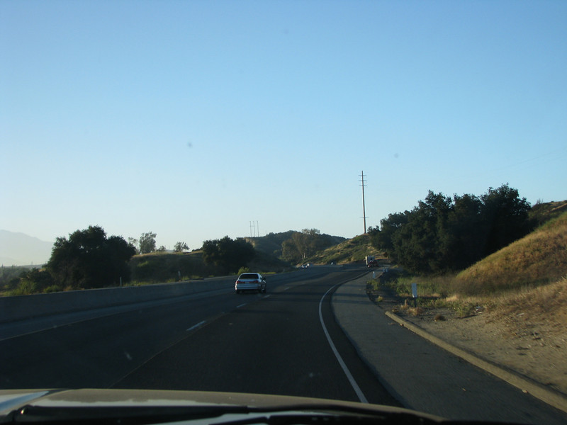 May 29,2011<br /> Leaving Moreno Valley heading for Patton Museum.