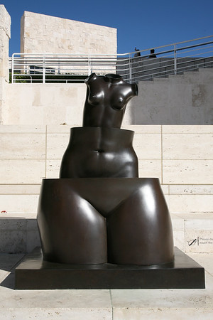 Paul Getty Museum, CA - USA