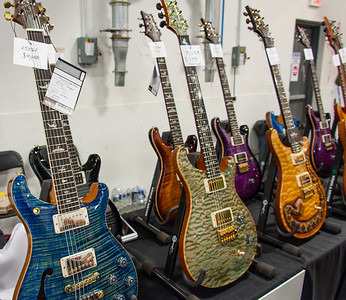 Paul Reed Smith Experience 2018