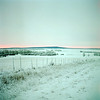 Saskatoon Mountain, Beaverlodge Alberta Winter 1987<br /> Bronica SQ-A 80mm Kodak Vericolor 100