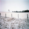 Emerson Trail, Beaverlodge Alberta Winter 1987<br /> Bronica SQ-A 80mm Kodak Vericolor 100