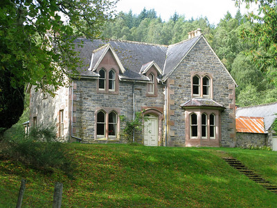 Peak District & Scotland September 2009