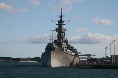 Hawaii: Pearl Harbor 2010.