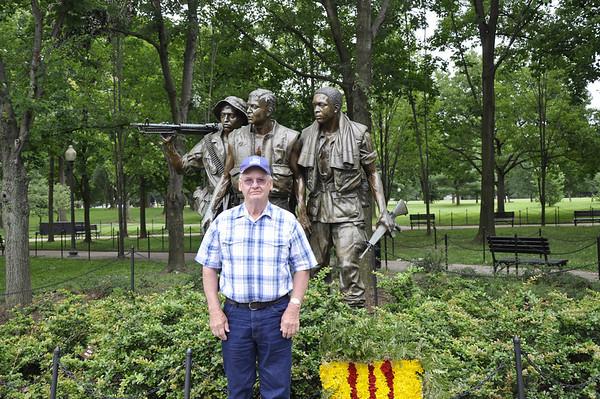 Pearl & Kenny at Arlington