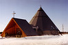 Catholic Church in Peawanuck, Ontario