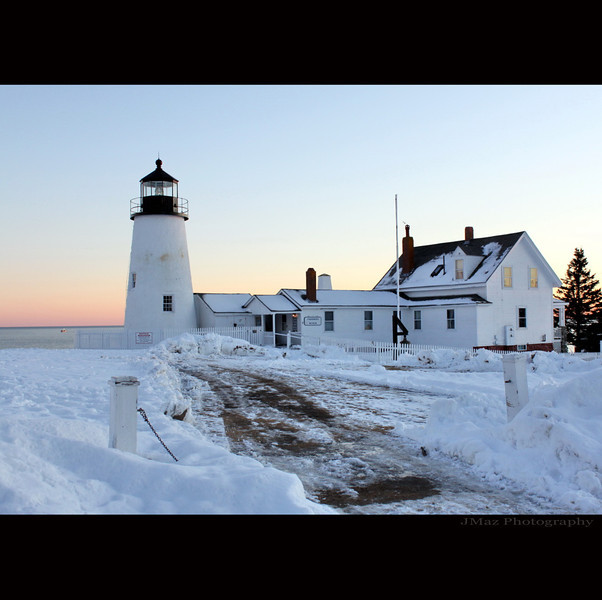Pemaquid Light and Fisherman's Museum