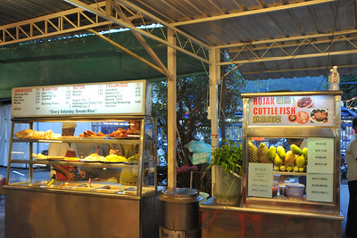 "Street food places Batu Feringgi. Even though there is a sizable Indian population, its tough to get veg food.  Penang (pronounced /pəˈnæŋ/; (Malay: Pulau Pinang)) is a state in Malaysia which is located on the north-west coast of Peninsular Malaysia by the Strait of Malacca. The name ""Penang"" comes from the modern Malay name Pulau Pinang, which means island of the betel nut tree. It is the second smallest state in Malaysia. Penang is often known as ""The Pearl of the Orient"" and ""Pulau Pinang Pulau Mutiara"" (Penang Island of Pearls)."
