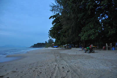 "Batu Feringgi beach with people doing para gliding, and beach scooters. Penang (pronounced /pəˈnæŋ/; (Malay: Pulau Pinang)) is a state in Malaysia which is located on the north-west coast of Peninsular Malaysia by the Strait of Malacca. The name ""Penang"" comes from the modern Malay name Pulau Pinang, which means island of the betel nut tree. It is the second smallest state in Malaysia. Penang is often known as ""The Pearl of the Orient"" and ""Pulau Pinang Pulau Mutiara"" (Penang Island of Pearls)."