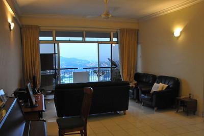 Stayed overnight in our dear friend Balagopal's house in PJ, Kuala Lumpur, Malaysia.